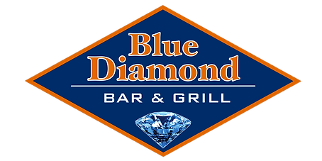 Blue Diamond Bar & Grill Logo