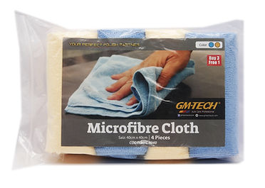 Micro Fibre Cloth 4-Pack