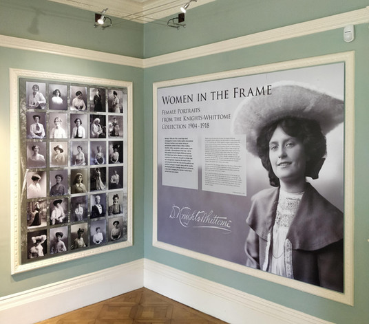 Women in the Frame