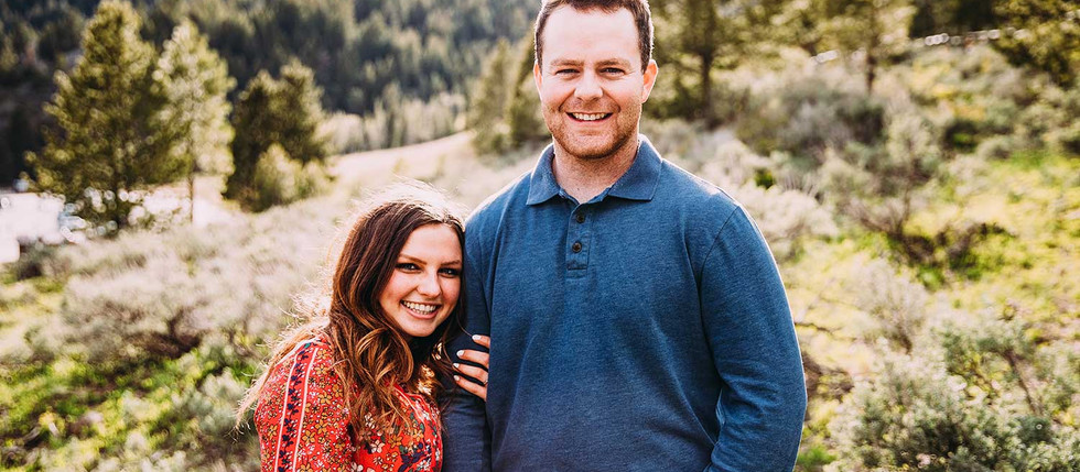Spring Tibble Fork Engagement with Sandy & Jordan