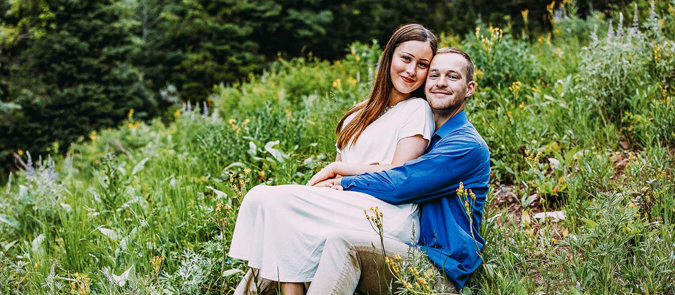 Summer Tibble Fork Engagement with Lindsey & Sean