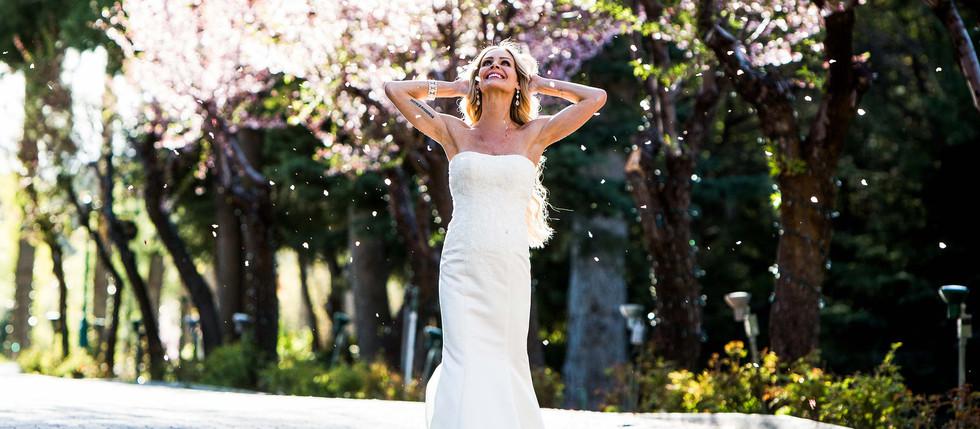 Spring La Caille Bridal with Brittni