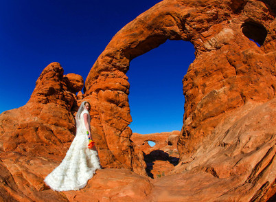 Arches National Park Bridal