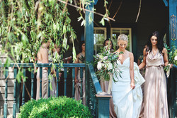 Barnsley Gardens Boho chic wedding Resor