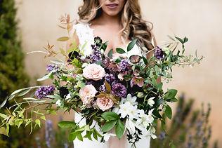 Anik Flowers bouquet- Carson Travers- ma