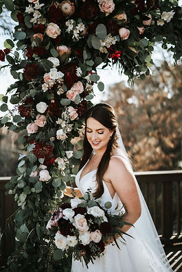 KatelynnKingPhoto Ivy Hall Fall Wedding
