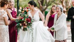 Fall Wedding at Barnsley Resort