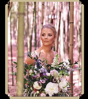 Stephanie & Claude - Barnsley Gardens Bo