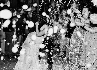 Roswell Mill Summer Wedding