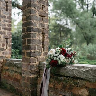 Barnsley Resort   Fall Garden Wedding