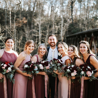 Roswell Ivy Hall | Romantic Fall Flowers