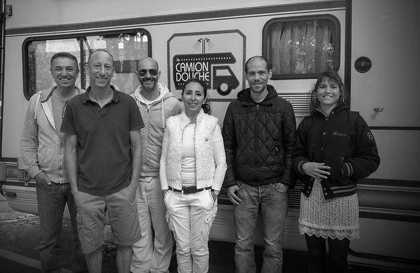 06 2016 Equipe du Camion Douche noir et