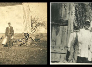 Spielman Family, Ellington Farmers Since 1902