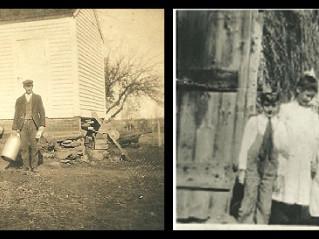 Spielman Family, Ellington Farmers Since 1902