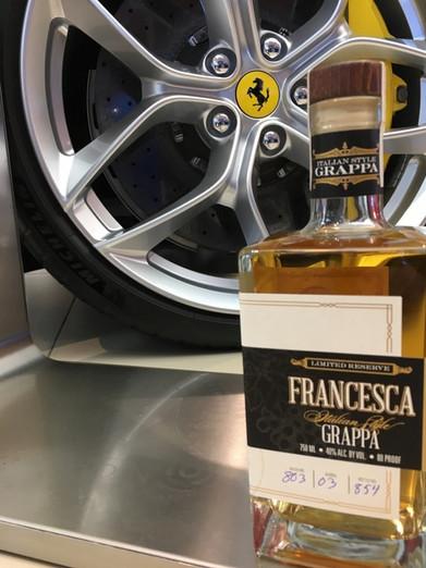 Francesca & Ferrari