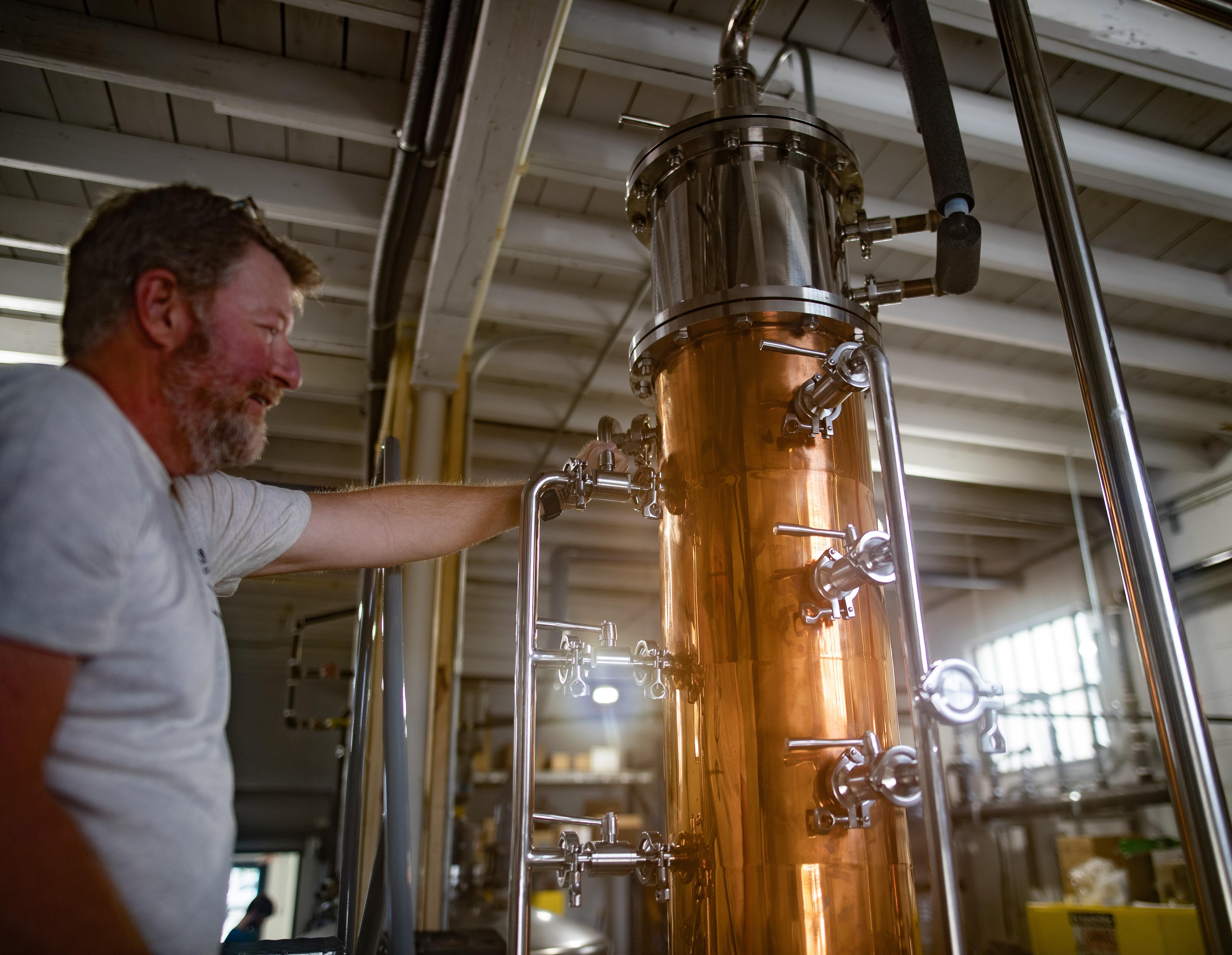 Distillery Tour - tours & tastings free!