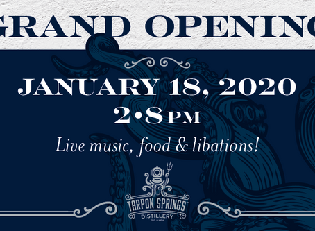 Grand Opening - January 18, 2020