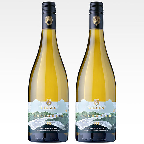 Twin Pack Uncharted Marlborough Sauvignon Blanc