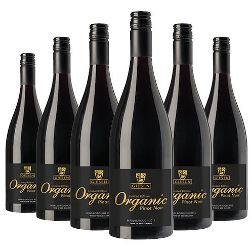 Organic Pinot Noir 2015