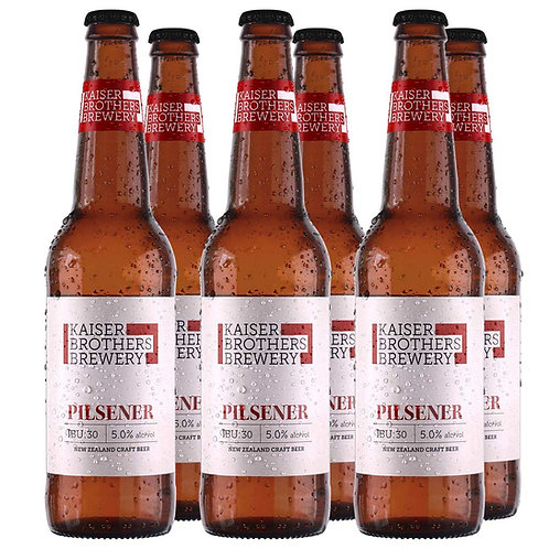 PILSENER [6 x 500ml PACK]