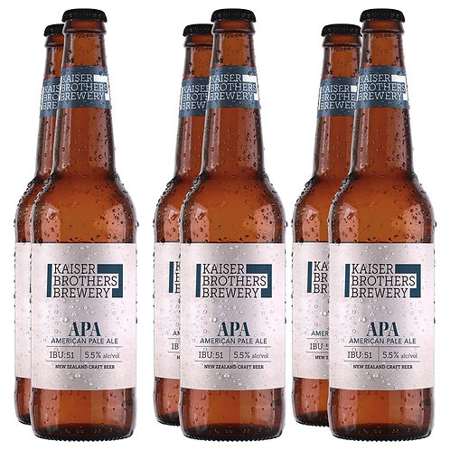 APA [6 x 500ml PACK]
