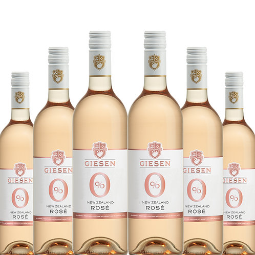 Giesen 0% Alcohol - New Zealand Rosé