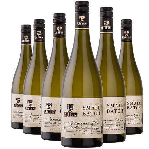 [CASE] Small Batch Sauvignon Blanc