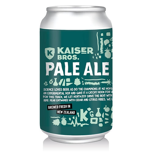 PALE ALE Can 330ml [Six Pack]