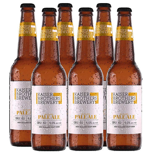 Blonde Pale Ale [6 x 500ml PACK]