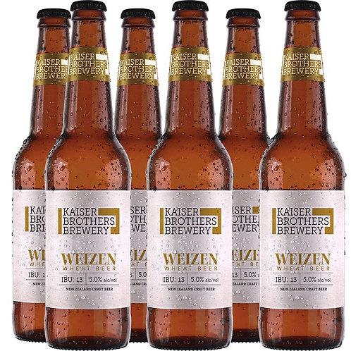 WEIZEN - Wheat Beer [6 x 500ml PACK]