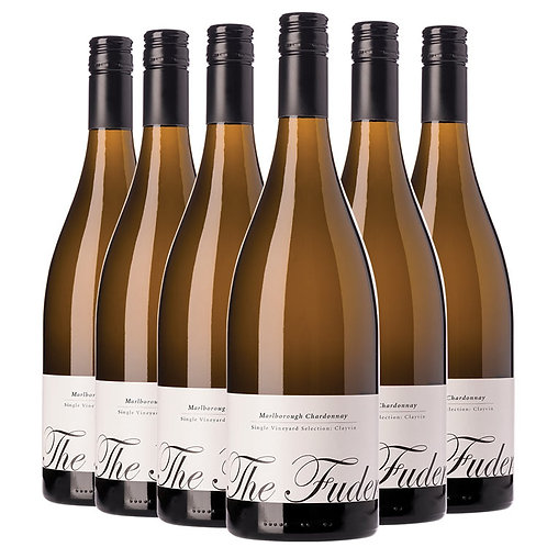 [CASE] Giesen | The Fuder - Clayvin Chardonnay