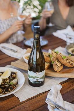 Giesen Uncharted Sauvignon Blanc - Ana G