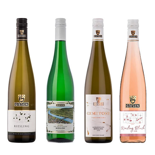 Limited Edition 2018 Riesling Mixed Four Pack