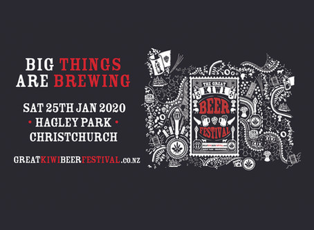The Great Kiwi Beer Fest 2020