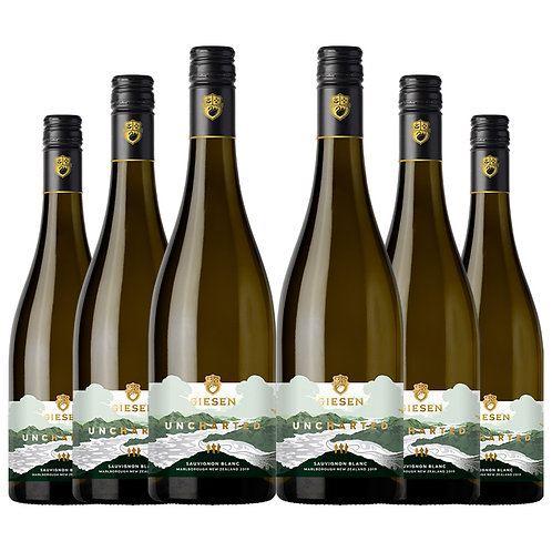 Uncharted Marlborough Sauvignon Blanc
