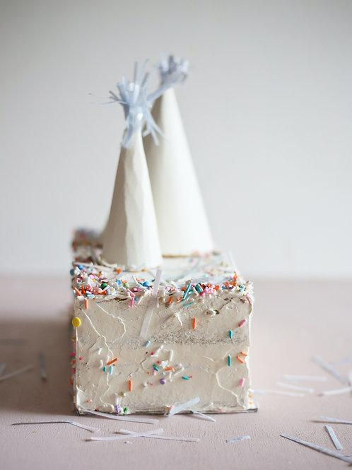 Palette Cake: Hip Hip Hooray