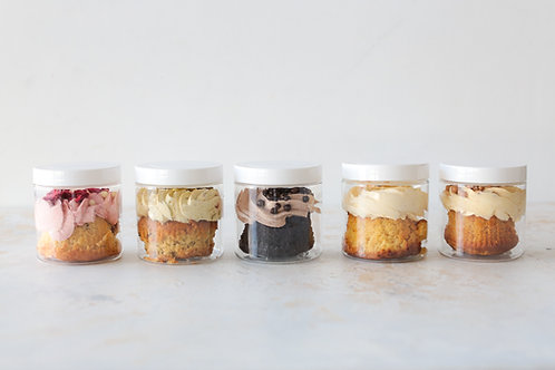 Cake Tasting Selections