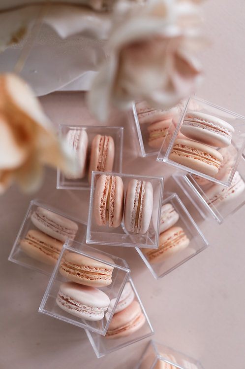 French Macarons (Pack of 6)