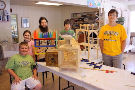 Kids Wood Projects