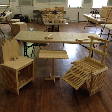 Youth Wood Projects