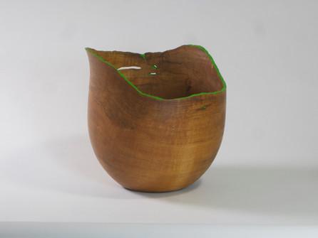 Green Rim Bowl