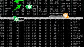 Usando atop para analisar gargalos de performance no Sophos UTM