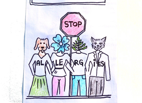 Stop ! Allergies