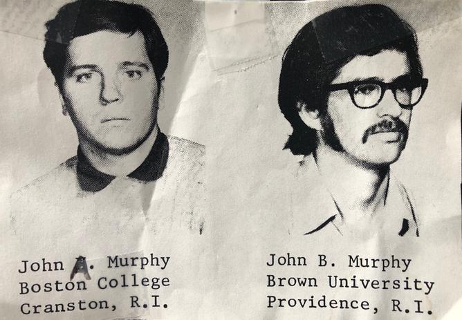John A. Murphy & John B. Murphy