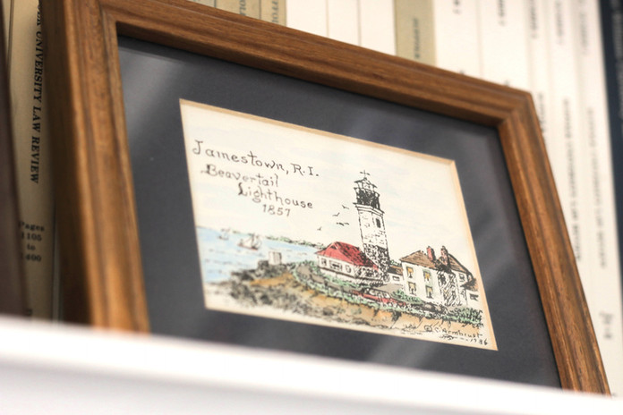 Morneau & Murphy Office, Jamestown Rhode Island