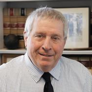 John A. Murphy at Morneau & Murphy Office, Jamestown Rhode Island