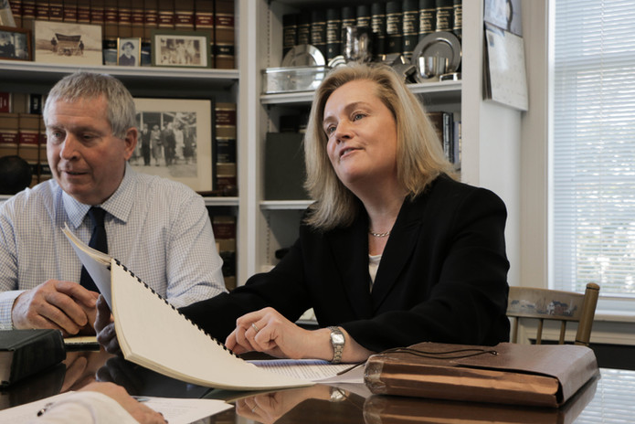 Emily J. Murphy Prior at Morneau & Murphy Office, Jamestown Rhode Island