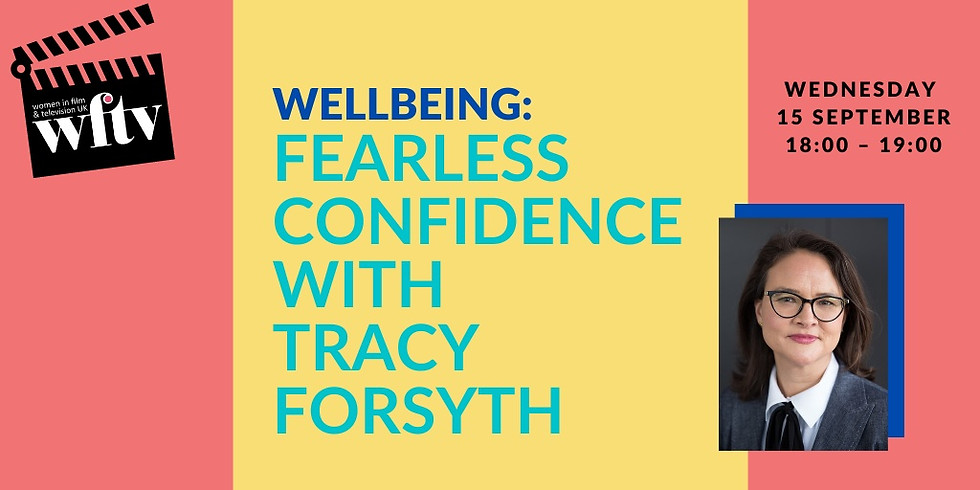 Fearless Confidence: 5 steps to go from self-doubt to self-belief with Tracy Forsyth