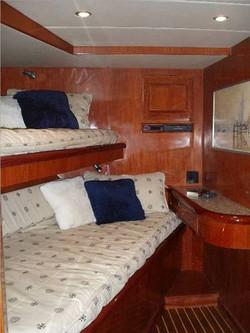 Double Crew Cabin