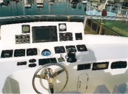 Fly Bridge Control